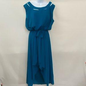 Jessica Simpson NWOT PLUS SIZE 16 Hi Low Dress L93